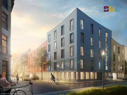 Stadthaus BUK - Gartenwohnung - 147 m²