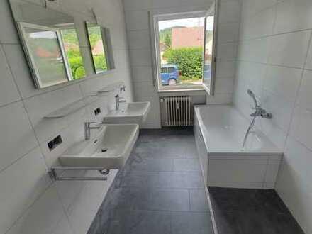 Sonnige 3-Zimmer Wohnung mit Balkon in Frickenhausen ab sofort zu vermieten