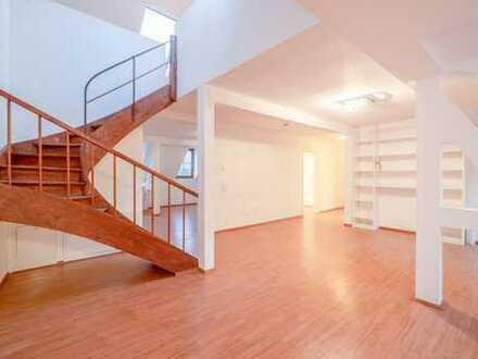+++ ruhig und zentral +++ Freundliche 4,5-Zimmer-Maisonette-Whg mit Balkon und EBK in Baden-Baden