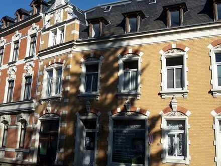 Zentrumsnahe Single-Wohnung in Oelsnitz (Vogtland)