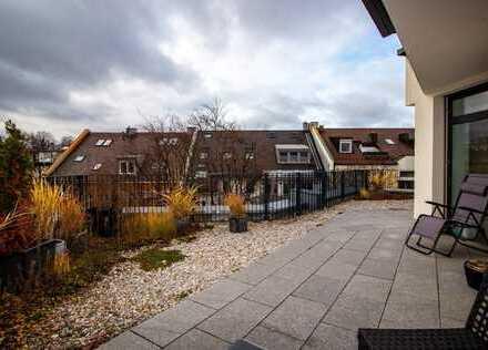 Exklusives Penthouse Apartment in bester Wohnlage in München-Bogenhausen