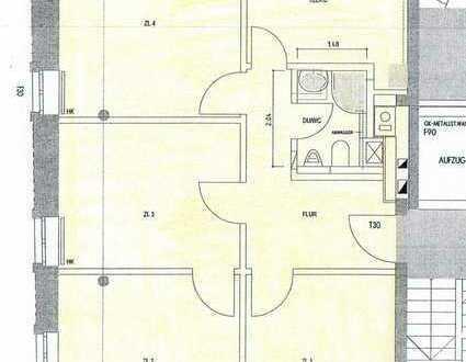 Kleine 4 Zimmer Wohnung in Wertheim - Stadtmitte
