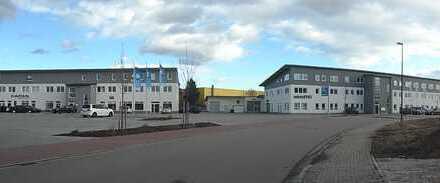 Büro-, Produktions- und Lagerflächen in der Albert-Einstein-Strasse in Weiden