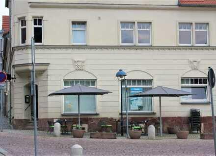 Kaffee in Rötha direkt am Markt - im laufenden Betrieb abzugeben