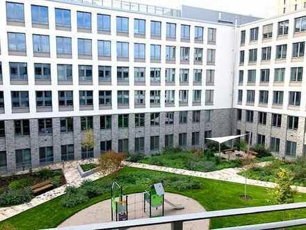 Fairmieten – Luxuriöses Stadtquartier: Exklusive 4-Zimmer-Wohnung mit Balkon Nähe Hauptbahnhof