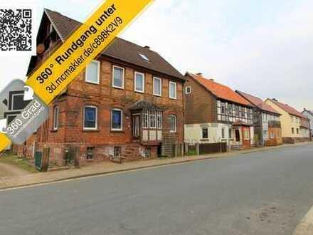 Großzügiges Einfamilienhaus mit rustikalem Charme in Dielmissen