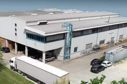 Lagerhalle in Schwäbisch Gmünd zu vermieten