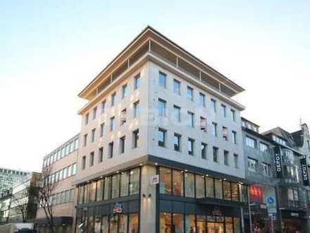 Büroflächen in prominenter City-Lage nahe am Hauptbahnhof