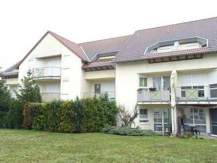 Erstbezug nach Sanierung: schöne 2-Zimmer-Wohnung mit Balkon in Köhra