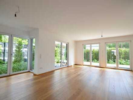 Moderne Neubau Doppelhaushälfte, ruhige Lage, Fasanerie