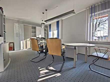 Holte-Lastrup: Moderne, helle und voll möblierte Bürofläche (75 qm) in zentraler Lage zu vermieten!