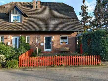 Doppelhaushälfte mit Garten - Willkommen zu Hause!