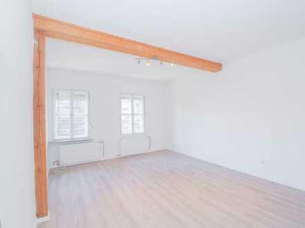 4-Zimmer Wohnung in zentraler Lage; Erstbezug nach Renovierung