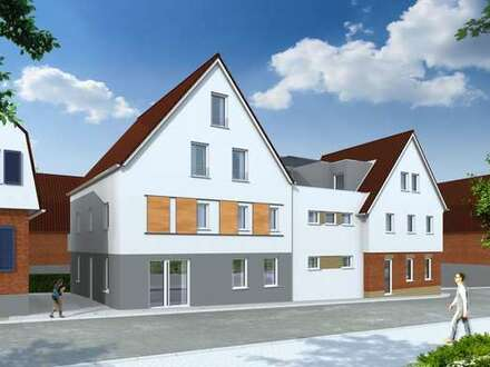 Gewerbeeinheit mitten in Renningen-Malmsheim zu verkaufen!