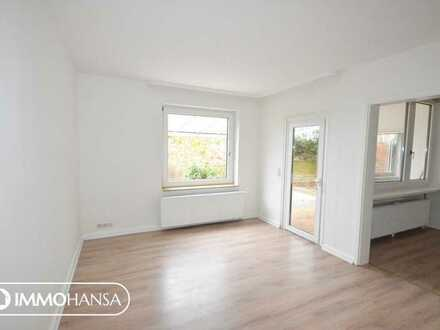 ++ Lichtdurchflutete 3 Zimmer Wohnung mit EBK und überdachter Terrasse ++