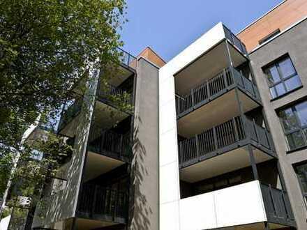 Erstbezug nach Modernisierung: Stilvolle Wohnung mit großzügigem Südwestbalkon!
