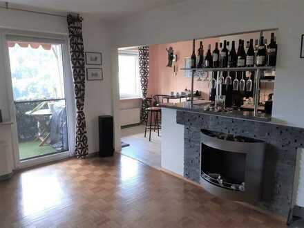 Renovierte 2 Zimmer Wohnung mit Burgblick in Bad Liebenzell