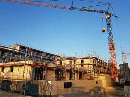 PERFEKTER GRUNDRISS: 2-Zi-Wohnung mit südlicher Loggia - bereits im Bau