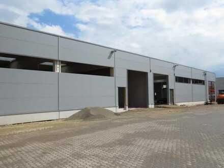 Moderne, neue Gewerbehalle, Top-Lage von Trier!