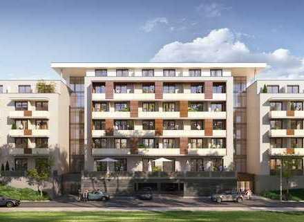 Waldhorn Apartment Typ 1 mit Balkon/Terrasse