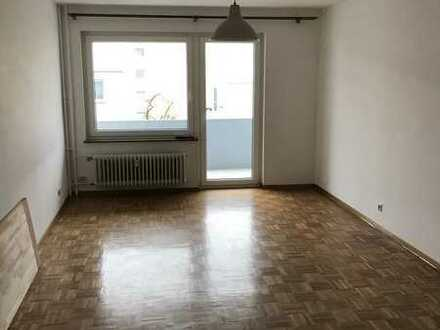 Helle 2-Zimmer-Wohnung inkl. EBK und Südbalkon zur Miete in KN-Wollmatingen