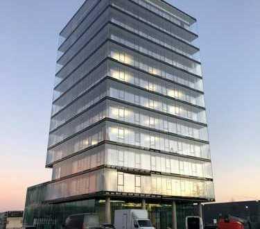 Helle und exklusive Büroflächen im Glastower mit Weitblick in Gersthofen