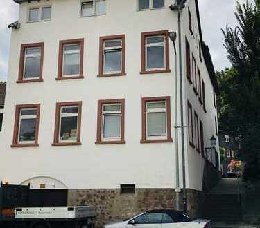 3 Zi. Wohnung zwischen Hauptstr. und Grundelbachstr. mit Überblick