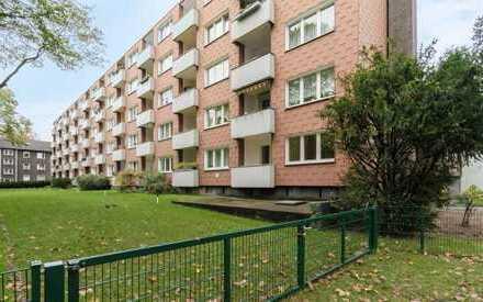 3-Zimmer-Hochparterrewohnung, 62,14 m² in Duisburg