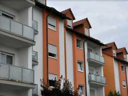 Geschmackvolle Wohnung mit einem Zimmer sowie Balkon und Einbauküche in Germersheim