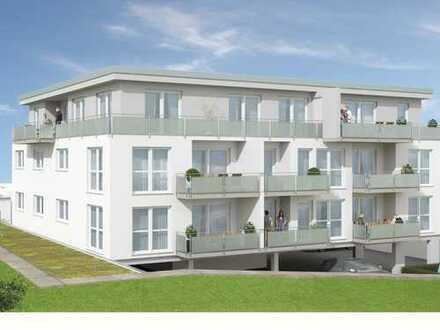 Barrierefreier Zugang zur 2-Zimmer-Neubauwohnung in Laichingen