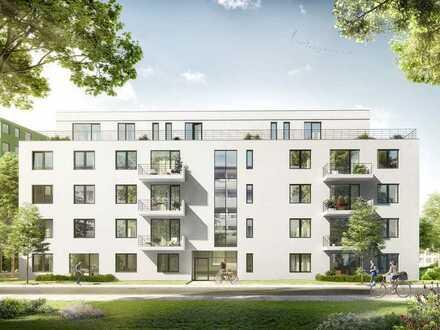 DUO NOVO: attraktive 2-Zimmer-Eigentumswohnung im Grünen!
