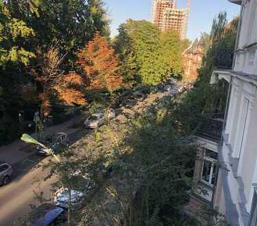1A**Top Lage**Westend/ Am Palmengarten**Ruhige 2-Zi-Whg. im 2. OG, Balkon mit Blick auf den Park