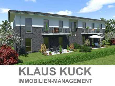 Exklusive 3ZKB Neubau-Obergeschosswohnung im Normannenviertel