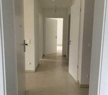 Erstbezug Neubau Erdgeschosswohnung 3 ZI, Küche, Bad, Gäste-WC, Balkon
