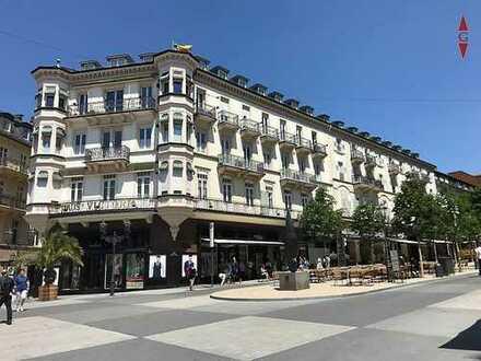 Exklusive Einzelhandelsfläche/Ladengeschäft in Baden-Badens bekanntester Immobilie am Leopoldsplatz!