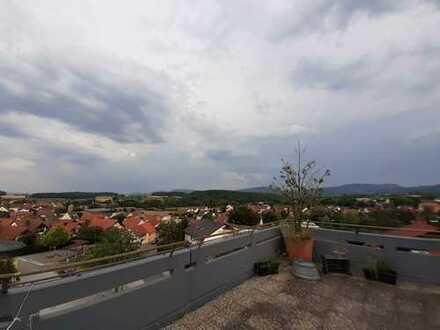 Hattenhofen...................Ein Paradies für alle die den Weitblick lieben