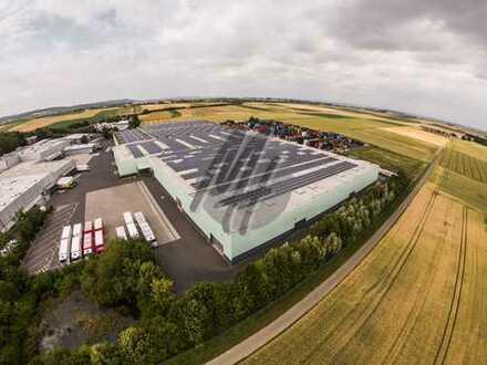 KÜHLUNG MÖGLICH ✓ 10,00 M HÖHE ✓ Lagerflächen (3.700 m²) zu vermieten