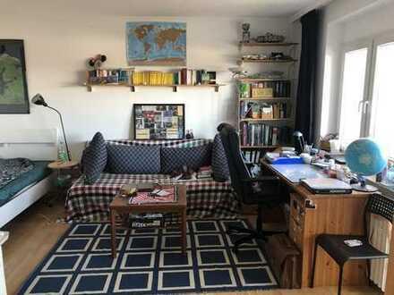 Helle Wohnung in zentraler Lage