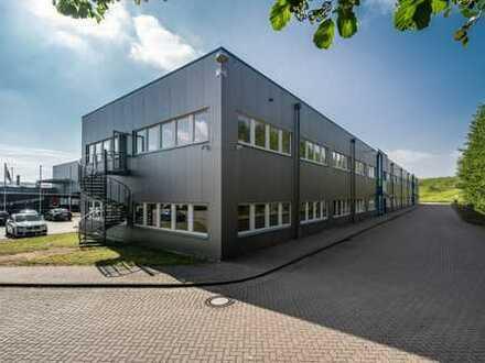 Produktions-/Lager und Büroflächen