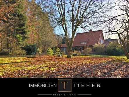 Da wird Sie selbst der Notar beneiden: Traumgrundstück mit Einfamilienhaus in Meppen-Neustadt!