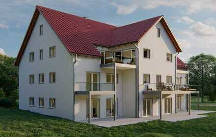 Neubau - Eigentunswohnung in Oberbeuren