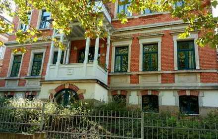 Büroräume im historischen Altbau