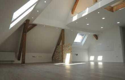 Neu ausgebaute Galeriewohnung *** direkt vom Eigentümer