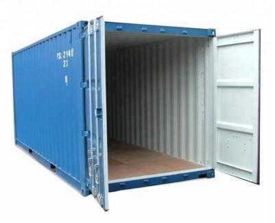 Lagercontainer Garage Hoby Werkstatt Abstellfläche 7m² oder 14m² ab 150Euro