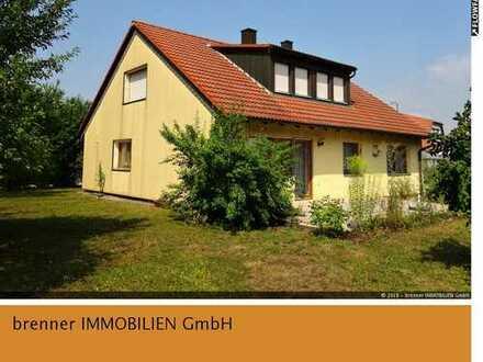 Gepflegtes Einfamilienhaus im Bungalow-Stil für die junge Familie!