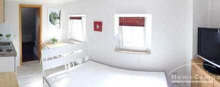 Kleines möbliertes 1-Zimmer Apartment in Limbach-Oberfrohna bei Chemnitz