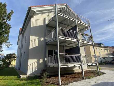 Top augestattete Dachgeschosswohnung zum Erstbezug