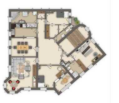 Große 4 Zi. Altbau ETW plus 1 Zi. App. / Wohnung kaufen