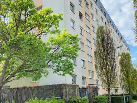Gepflegte 3-Zimmer-Wohnung mit Balkon und Einbauküche in Mainz-Lerchenberg