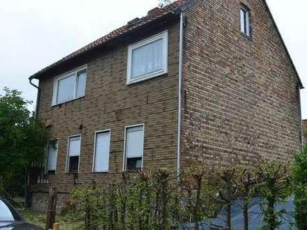Für geschickte Handwerkerhände! 1-2-Familienhaus in Warberg!